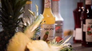 Monin Flavor Academy and tasting techniques: ταξίδι στη γευσιγνωσία