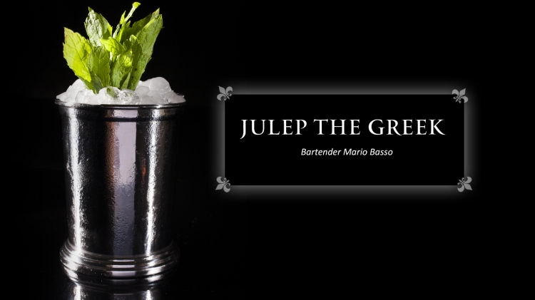JULEP THE GREEK